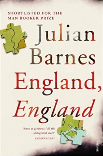 Julian Barnes, 'EnglandEngland'