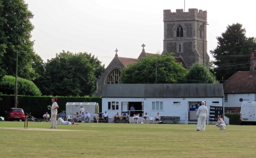 The Loss of Cricket in the EnglishSummer