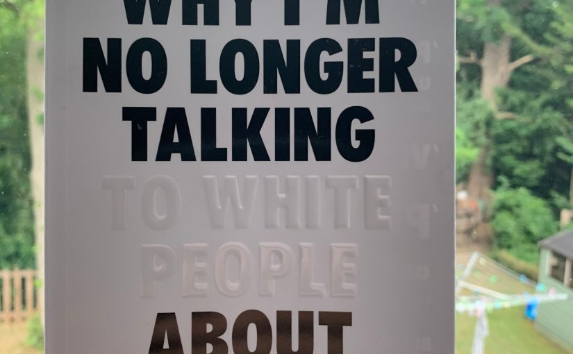 Reni Eddo-Lodge, 'Why I'm No Longer Talking to White People AboutRace'