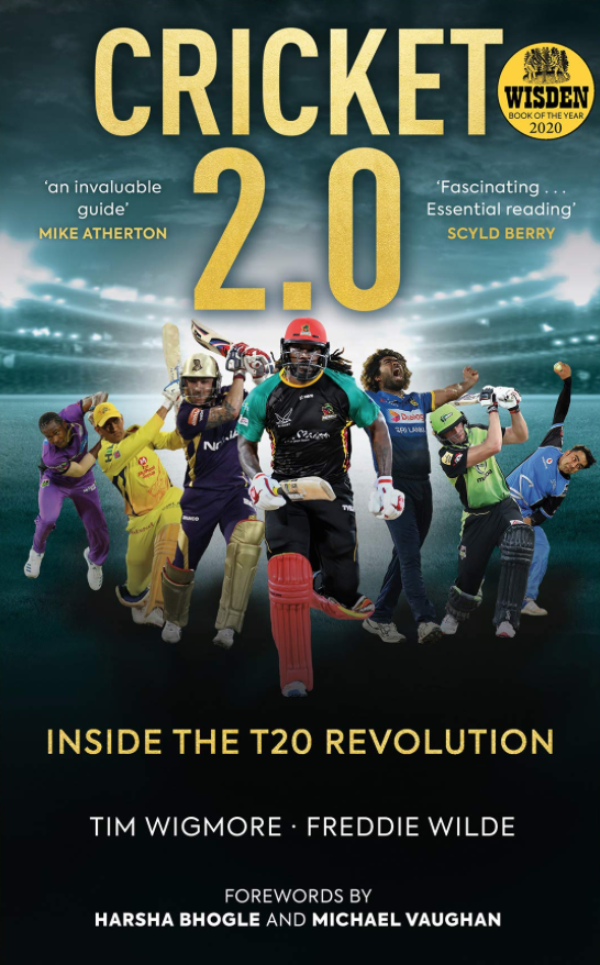 Front cover of the book Cricket 2.0